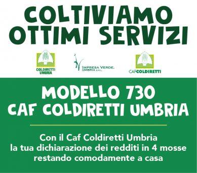 MODELLO 730 CAF COLDIRETTI UMBRIA